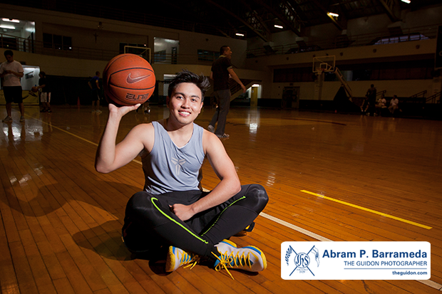 "MORE TO THE ATHLETE. Jerie Pingoy, one of the Ateneo's recent recruits, talks to The GUIDON about his decision to transfer to Katipunan, his upbringing in basketball, and the UAAP's new 2 year residency rule that many have dubbed the ""Jerie Pingoy rule."""