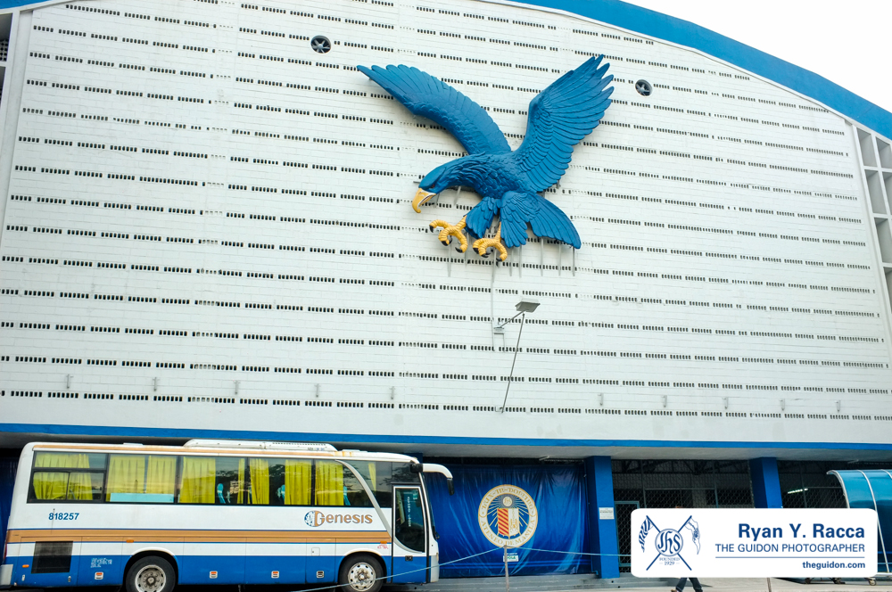 pba faults ateneo security for blue eagle gym robbery