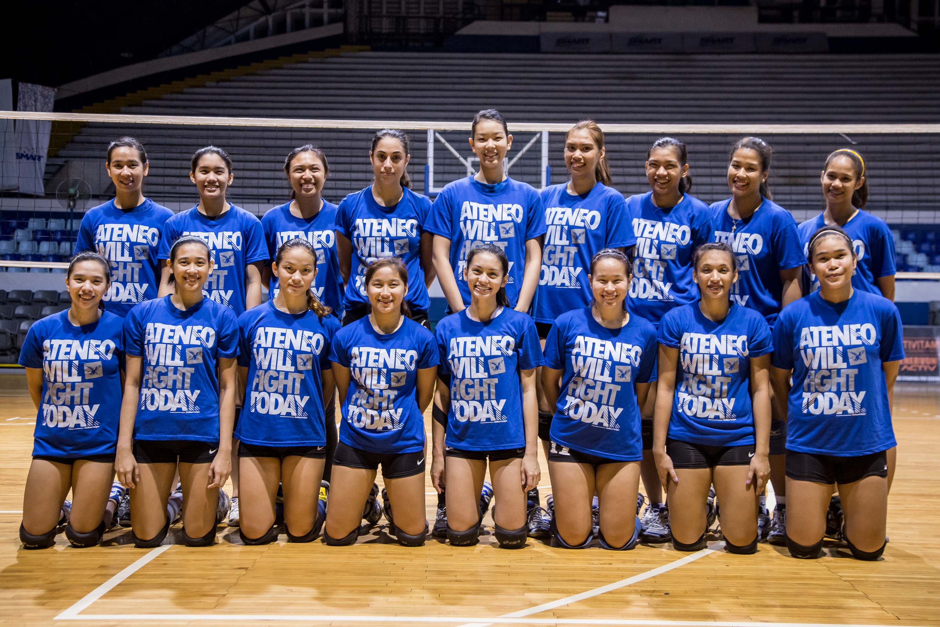 Dawn of a new era: Ateneo Lady Spikers set for Season 76