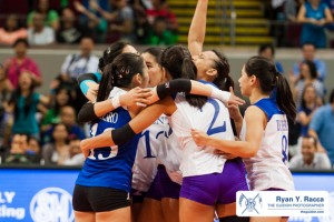 The heart of a champion is strong: Ateneo Women's ...