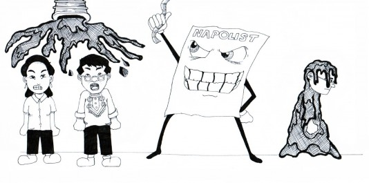 Editorial Cartoon, June 2014