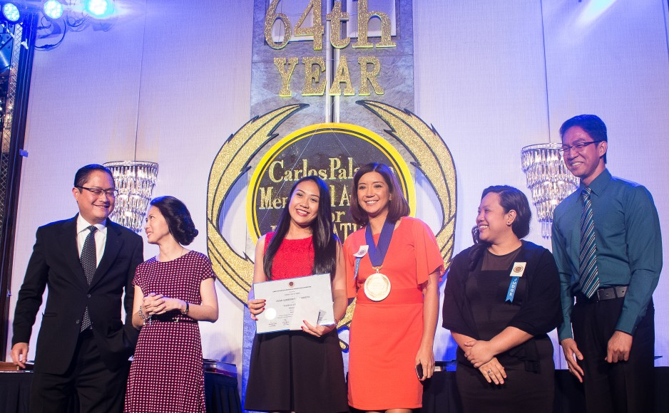 ADRIFT. Two-time Palanca awardee Vicah Villanueva wrote about her personal experience of Typhoon Frank in 2008 and how awareness could have helped her and her family. (