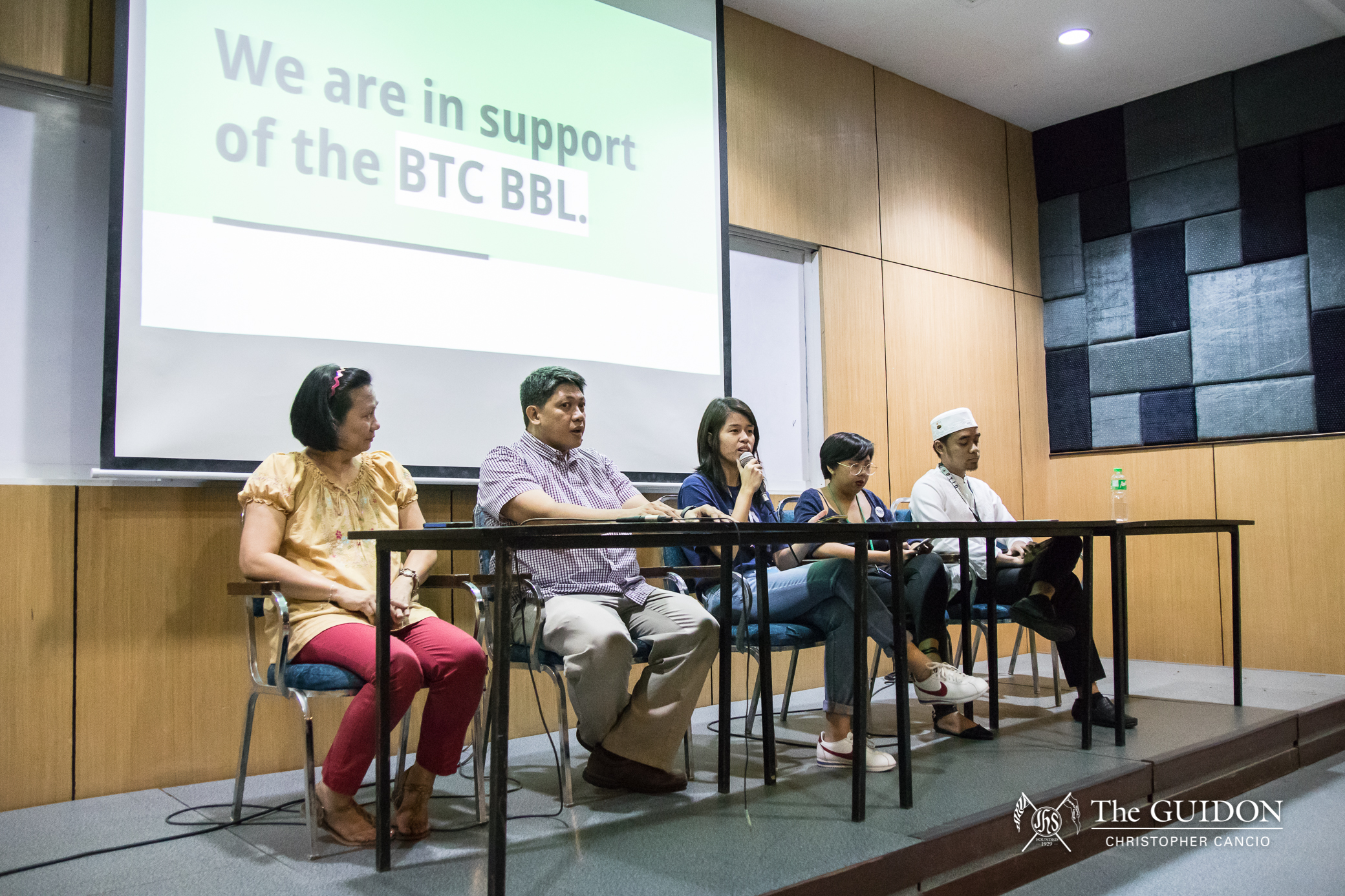 Ateneans form task force urging swift passage of Bangsamoro law