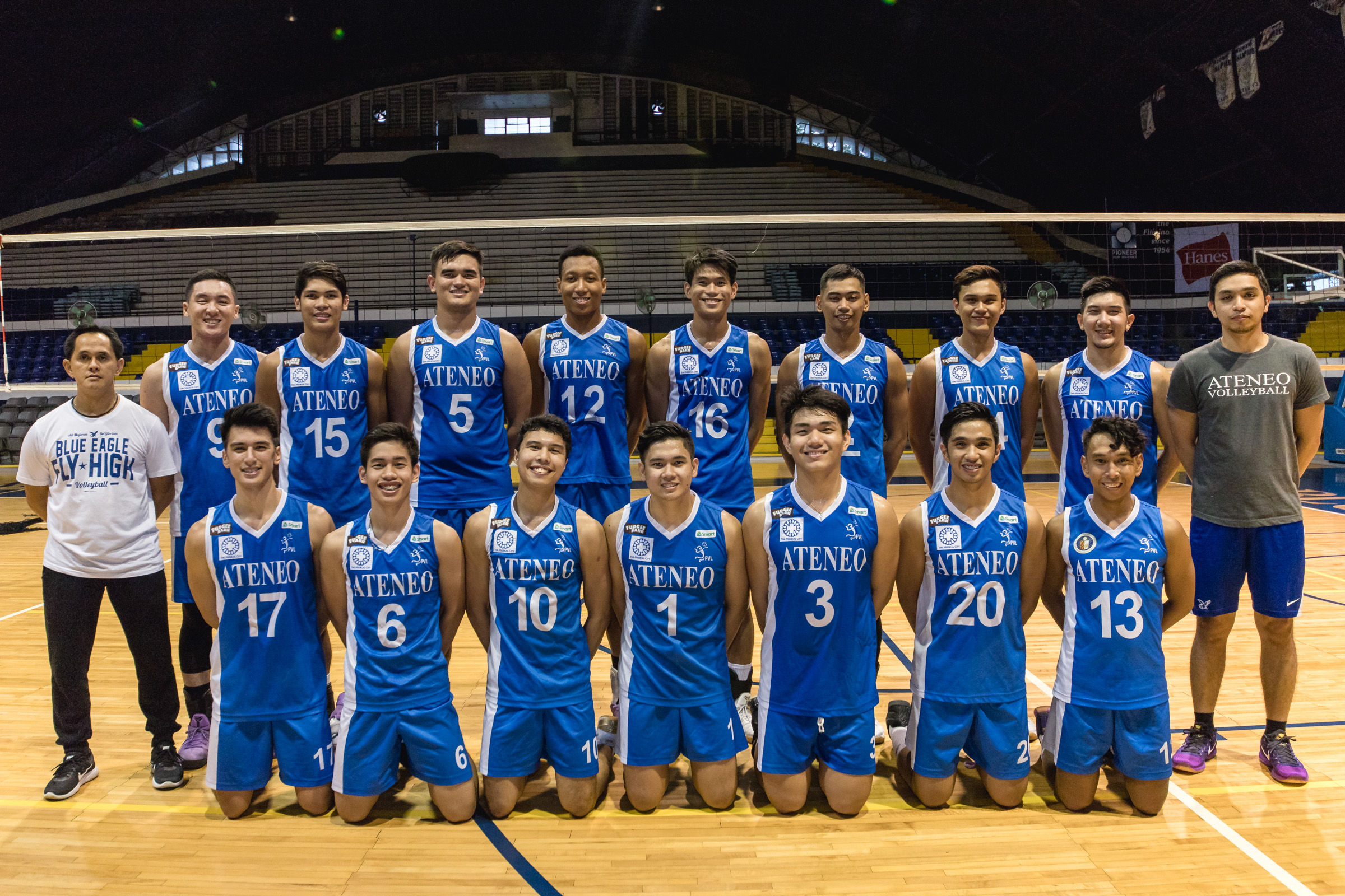 Men S Volleyball Uaap Season 80 Primer The Guidon